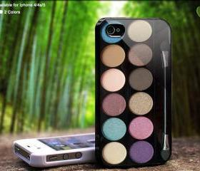 Glamour Days Eye Shadow - Case For iPhone Case, iPhone 4, Case, iPhone 4S, iPhone 5, Hard Cover